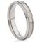 Diamond Set Steel Decorative Ring Thumbnail 1
