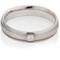 Diamond Set Steel Decorative Ring Thumbnail 3