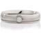 Diamond Set Steel Decorative Ring Thumbnail 4