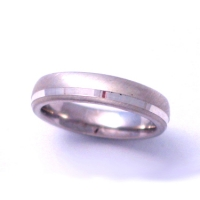 B11 finish wedding ring