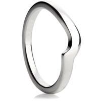 Twist Shaped Wedding Ring
