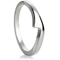 Plain Shaped wedding Ring