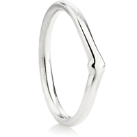 Shaped Wedding Ring