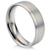 Titanium Wedding Ring