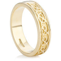 5mm Celtic design ring